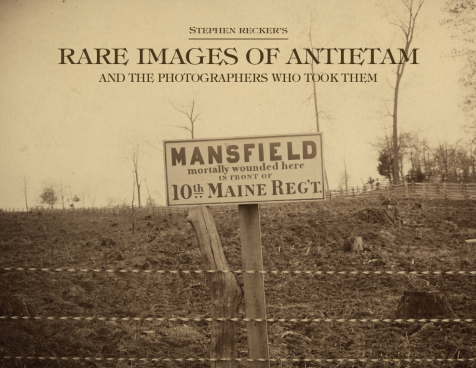 Rare Images of Antietam book cover