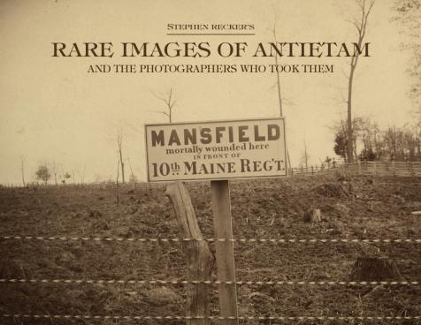 Rare Images of Antietam book cover